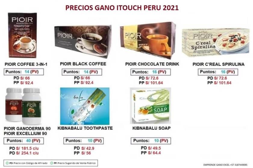 Precios-Gano-iTouch-Peru 2021