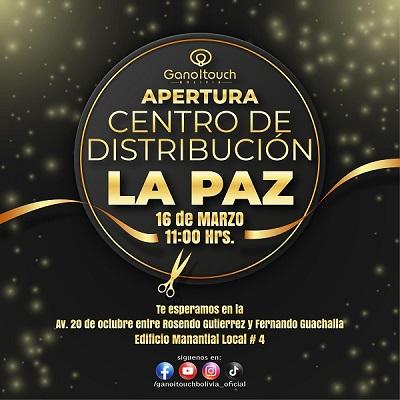 Gano iTouch La Paz Bolivia