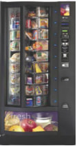 Food Vending Machines from Vending Services in Mississauga