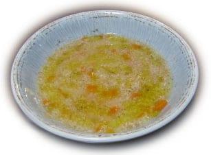 Zuppa di Farro di nonna Anna