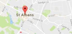 St-Albans-sign
