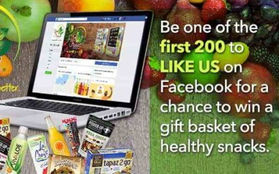 WIN HEALTHY SNACKS!