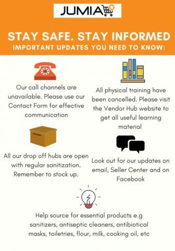 Stay Safe. Stay Informed (1)
