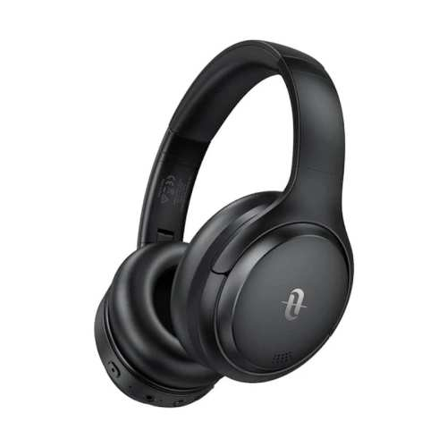 Taotronics Active Noise Cancelling Wireless Bluetooth 5 Up to 30 Hours Battery Headphones - Black
