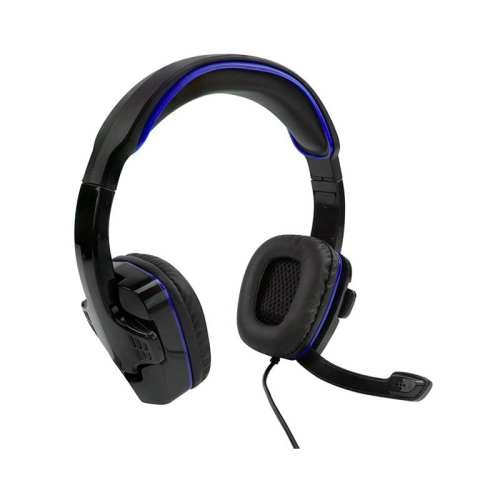 Sparkfox PS4 SF1 Stereo Headset - Black and Blue