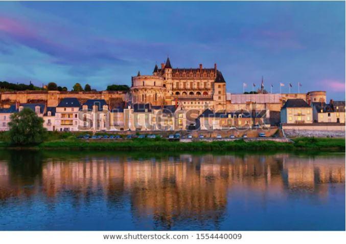 Château d'Amboise sur Shutterstock | Vendre ses photos en ligne