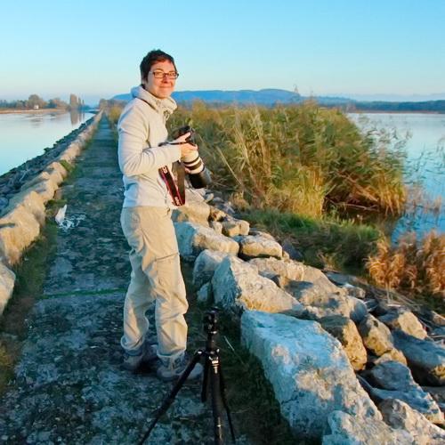Elena Duvernay photographe de terrain