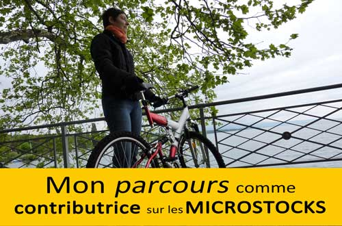 Elena Duvernay parcours comme contributrice microstocks