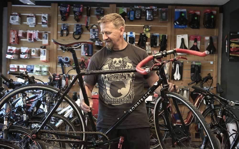 Guibert Bke magasin de vélo à Morges