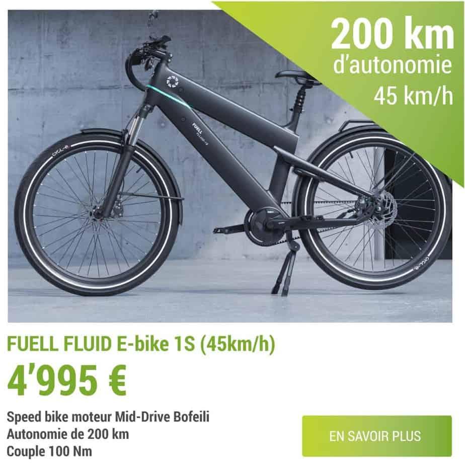 E-bike Fuell Fluid neuf