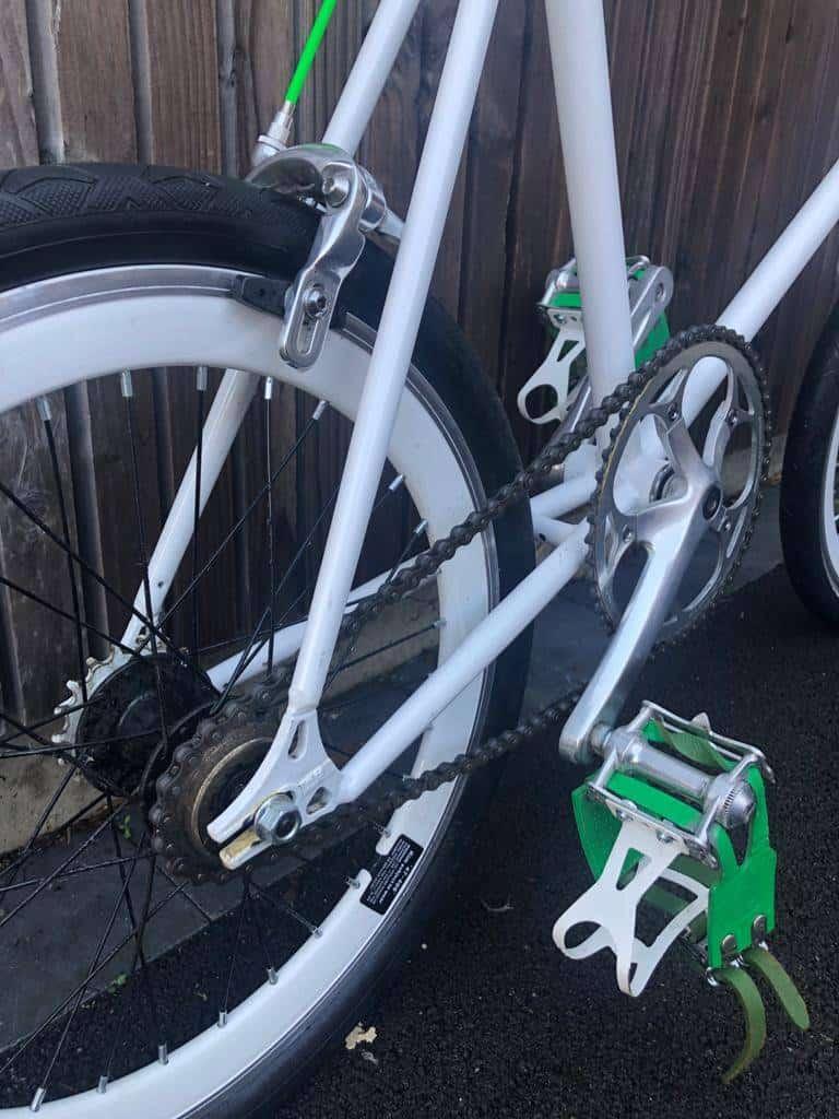 Vélo japonais 20 pouce Mixie