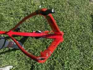 Cadre carbone bh bikes g8 7.5 disc occasion 2021