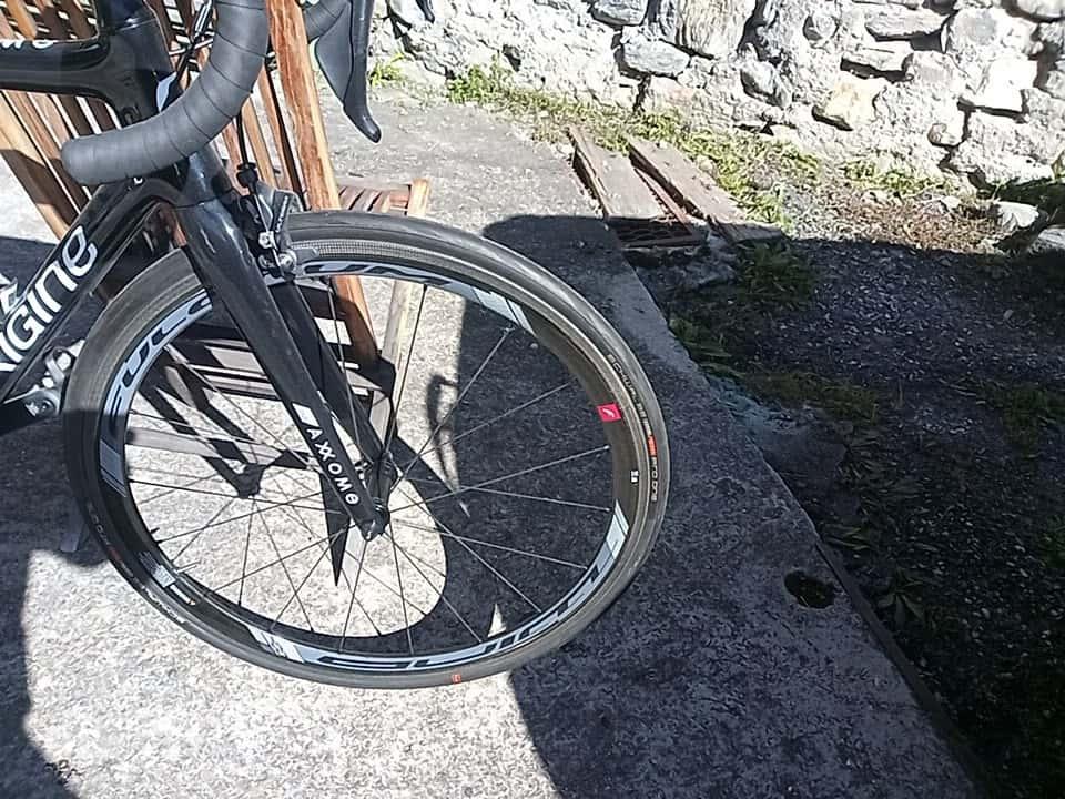 vélo de route Origine Axxome II 350 occasion 2020