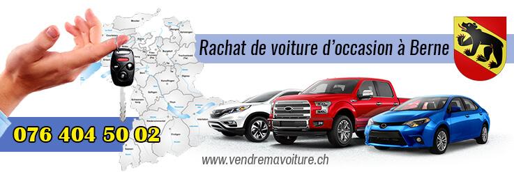Rachat de voiture d'occasion à Berne