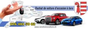 Rachat de voiture d'occasion à Jura