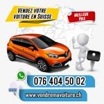 vendez votre voiture en Suisse à un professionnel
