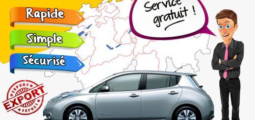 Vente de voiture rapide et facile en Suisse romande et partout en Suisse