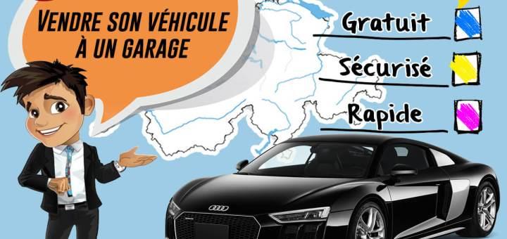 Vendre son véhicule à un garageen Suisse