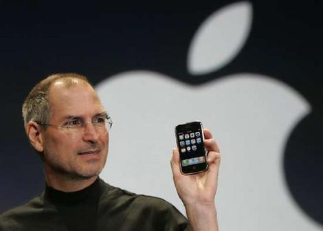 steve jobs ipod In Memoriam, Steve Jobs, The Inspiring Man that Change the World