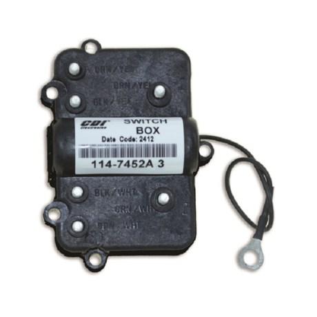 Mercury/Mariner CDI-LAITE 18-20hv - Mercury/Mariner CDI-Laite-CDI-Electronics-Veneakselisto-Verkkokauppa