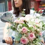 Alstroemeria And Rose Bouquet 20 Flower, Venera Flowers, online flower delivery dubai