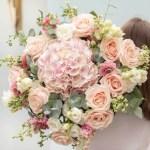 Alstroemeria Hydrangea And Rose Flower, Venera Flowers, online flower delivery dubai