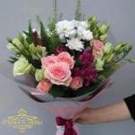 Bouquet Of Mix Fresh 15 Flower, Venera Flowers, online flower delivery dubai