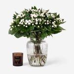 Bouvardia Whitle 20 Fresh Flower, Venera Flowers, online flower delivery dubai