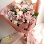 Hand Bouquet Fresh Flower, Venera Flowers, online flower delivery dubai