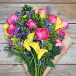 Lily Rose 30 Fower Mix, Venera Flowers, online flower delivery dubai