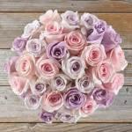 Rose Mix Light Pinky 35 Flower, Venera Flowers, online flower delivery dubai
