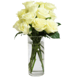 Rose White Flower 13, Venera Flowers, online flower delivery dubai