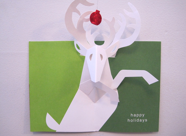 Robert Sabuda Christmas Pop Up Cards