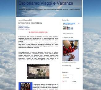 http://esplroiamoviaggievacanze.blogspot.it/2015/03/il-territorio-dellirpinia.html