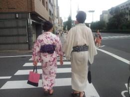 Per le strade di Kyoto