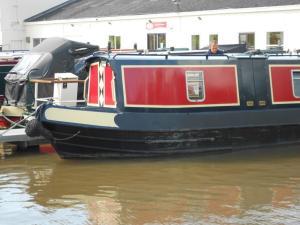 Columbina Canal Boat