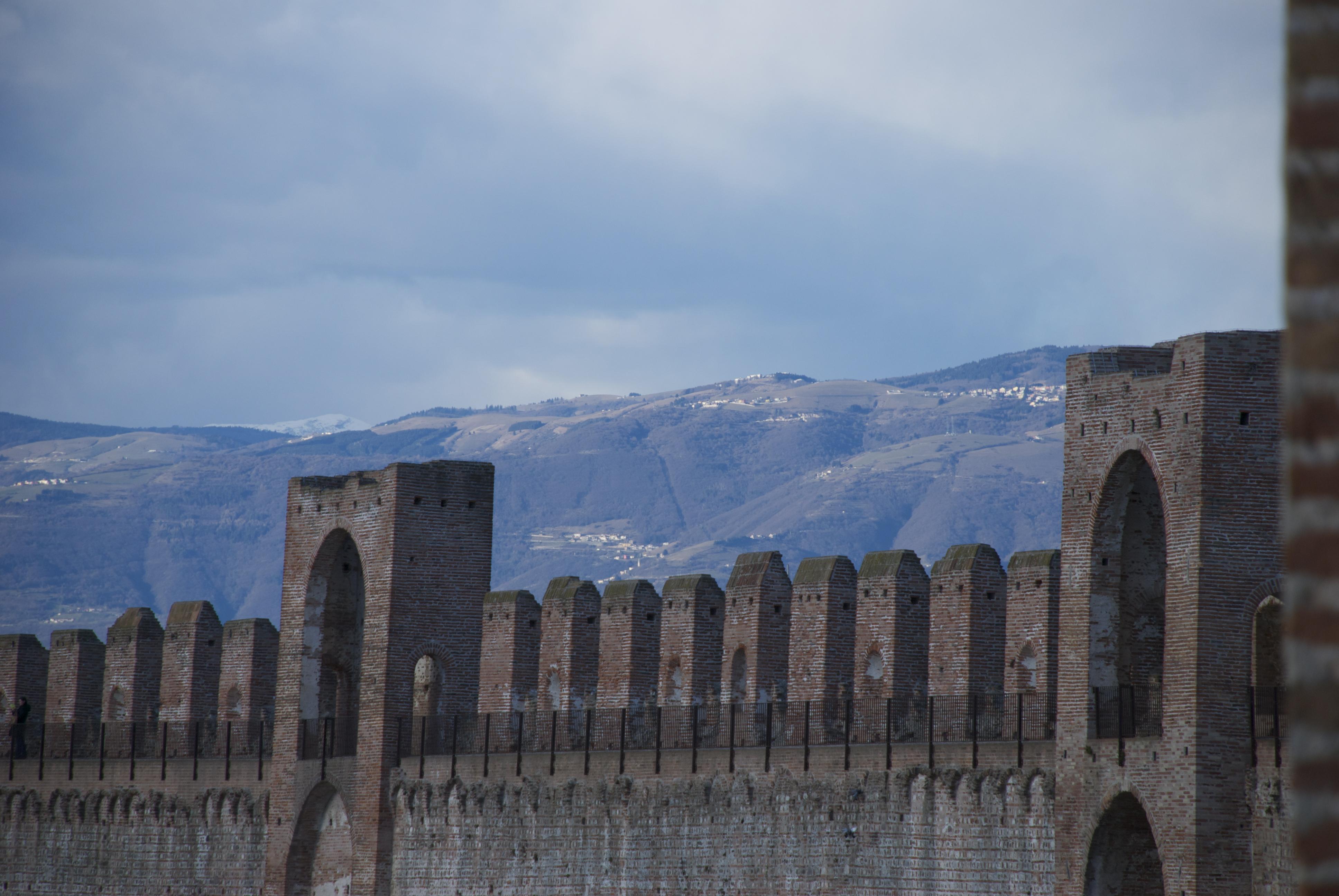 mura castello ciittadella