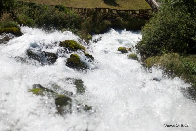 cascate del rio bianco
