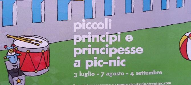 Principi e principesse al castello
