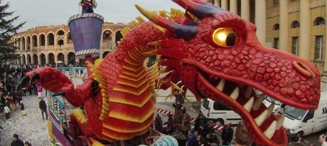 Festeggiare il Carnevale 2017 a Verona