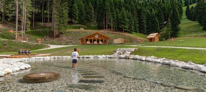 Ally Farm Summer: la nuova area attrezzata in quota ai Piani di Pezzè – Alleghe