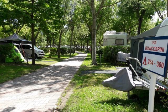 camping garden paradiso