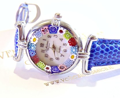 Orologio Murrina Blu Silver