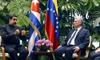 Image result for cuba venezuela