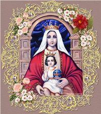 Vierge de Coromoto