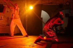 Teatro por la paz de Tumaco