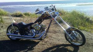 Vengeance – 998 American Hotrod Motorcycles