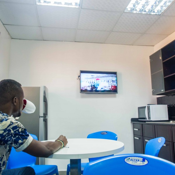 Affordable & Flexible coworking space in Lagos