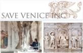 Katie Casbean, Save Venice Inc. and Veronese's Annunciation