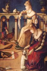 Nina Wutrich, An Examination of Female Costume in Late Fifteenth and Early Sixteenth-Century Venice